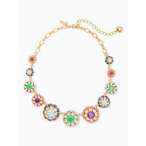 098686658578 Puttin' On The Ritz Colorful Necklace